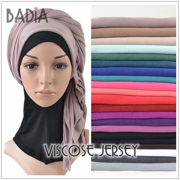 10 шт./лот хлопковая вискоза Джерси-шарф мусульманских мусульманские шарфы однотонное Джерси хиджаб, мы ответим вам в самый быстрый Макси женское шаль палантины 70x160
