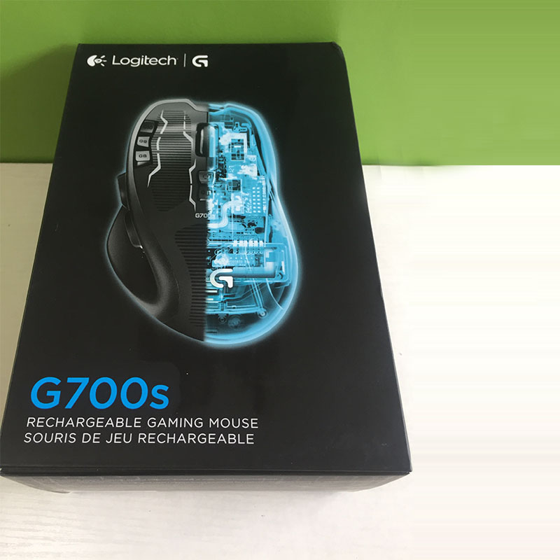 Souris de jeu Rechargeable Logitech G700s