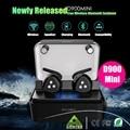 100% D900 Original Recém Lançado Sílaba Stereo Mini Bluetooth Música Handsfree Fone de Ouvido Fone De Ouvido Sem Fio Mini fone de Ouvido Intra-auriculares