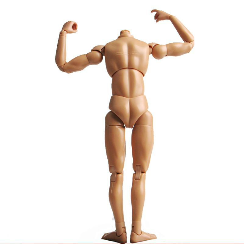 Dragon Neo-3 1:6 Scale Nude Male Body Figure Narrow Shoulder Muscle Man Soldier Model Accessory  for 12 Action Figure Doll Toys 1 6 scale nude male body figure muscle man soldier model toys for 12 action figure doll accessories