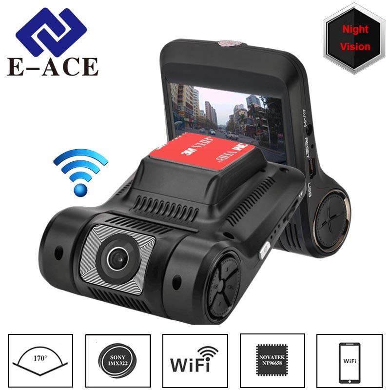 E-ACE Hidden Mini Wifi Car Dvr Auto Camera Cyfrowy rejestrator wideo - Elektronika Samochodowa - Zdjęcie 3