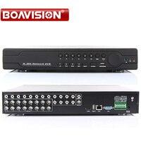 Новый 16ch полный 960 H D1 CCTV DVR реального времени Запись воспроизведение с HDMI 1080 P Выход DVR 16 канальный гибридный видеорегистратор NVR ONVIF P2P Облако
