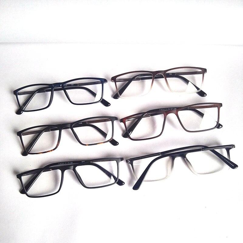 2017 brille transparente tr90 klare gläser brillenfassungen mann ...