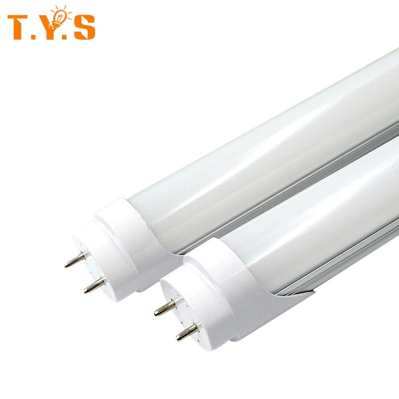 T8 LED Tube Light Bulb Lamp 600mm SMD 2835 220V 8W 10W Lamps AC165~265V Cold/Warm White Lampada Luz T8 LEDs Spotlight Tube new bright 30w 40w 50w 60w e27 ac85 265v cold white warm white smd5730 corn bulb led corn light led bulb spotlight lamps