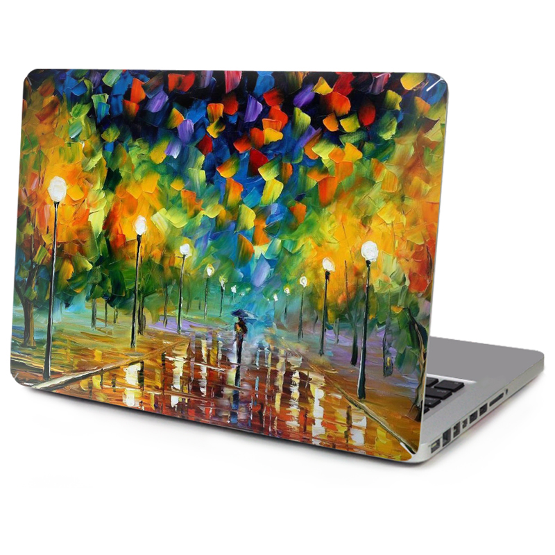 Ycsticker laptop sticker oil painting top vinyl decal color skin for mb ts15 190 gumiabroncs Gallery