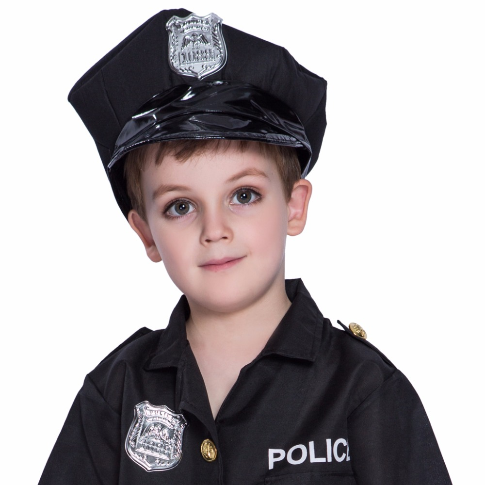childrens halloween costumes police officer career costumes