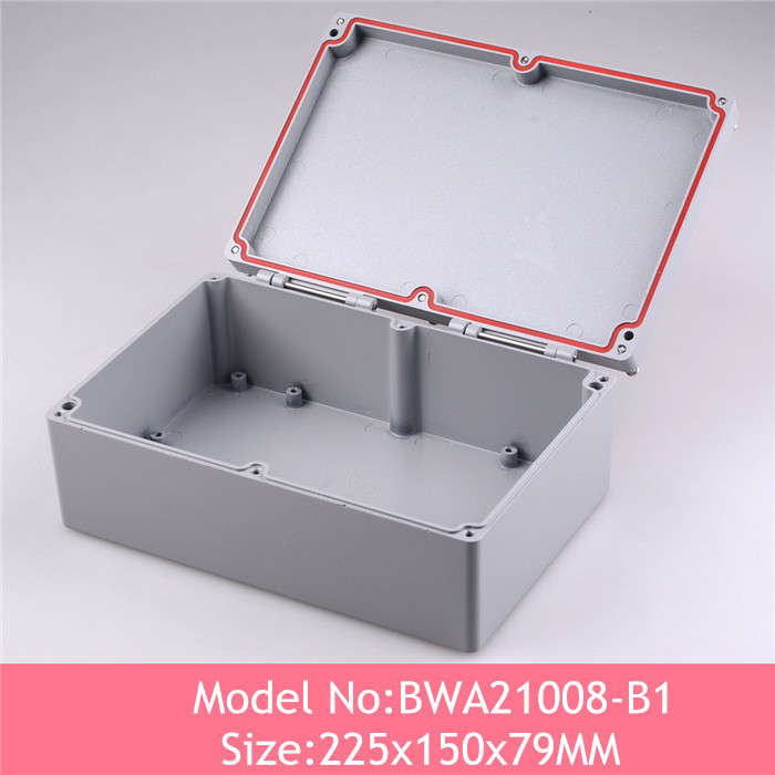 Ip68 Aluminum Waterproof Enclosure Waterproof Junction Box