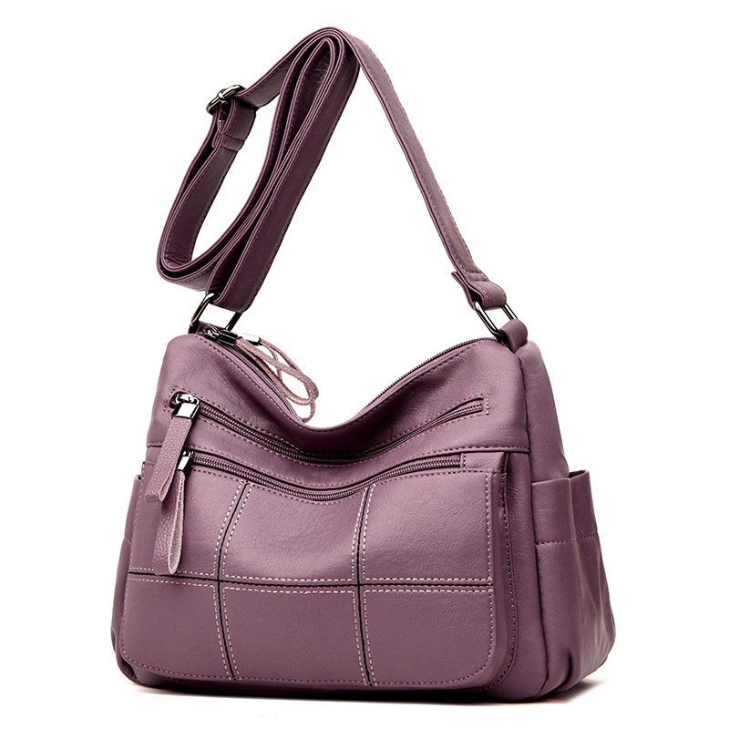 Bag Female Small Handbag Solid Flap Crossbody Bags for Women Messenger Bags Famous Brand Fashion Female Shoulder Cross body hot sale popular women scrub leather design cross body bag girls shoulder bag female small flap handbag top handle bags