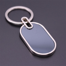 Buy keychain business cards and get free shipping on aliexpress creative personality metal oval stainless steel business card keychain charm key chain good gift for friend colourmoves