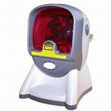 Chinese Factory White Omni-Directional Laser Barcode Scanner 32bits Desktop Laser Barcode Reader Scanner