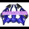 100%NEW Fairings for A GSX600F 750F Katana 1997 - 2005 GSX 750 F 97 98 99 00 01 02 03 04 05 fairings blue bodywork