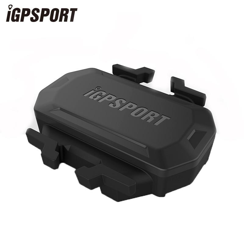 Цена за IGPSPORT C60 Zwift Велосипед Ant + Cadence Датчик Скорости для Garmin Edge Bryton Igpsport Велосипедов Компьютер Велоспорт MTBBike Датчик Частоты Вращения Педалей