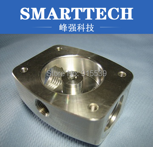 Aluminum alloy and stainless steel customized parts