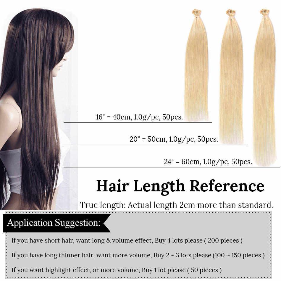 """MRSHAIR kitleri önceden birleştirilmiş saç uzantıları ben İpucu Remy insan saçı düz saç kapsül üzerinde gerçek saç makinesi yapımı 1 g/adet 16 """"20"""" 24"""""""