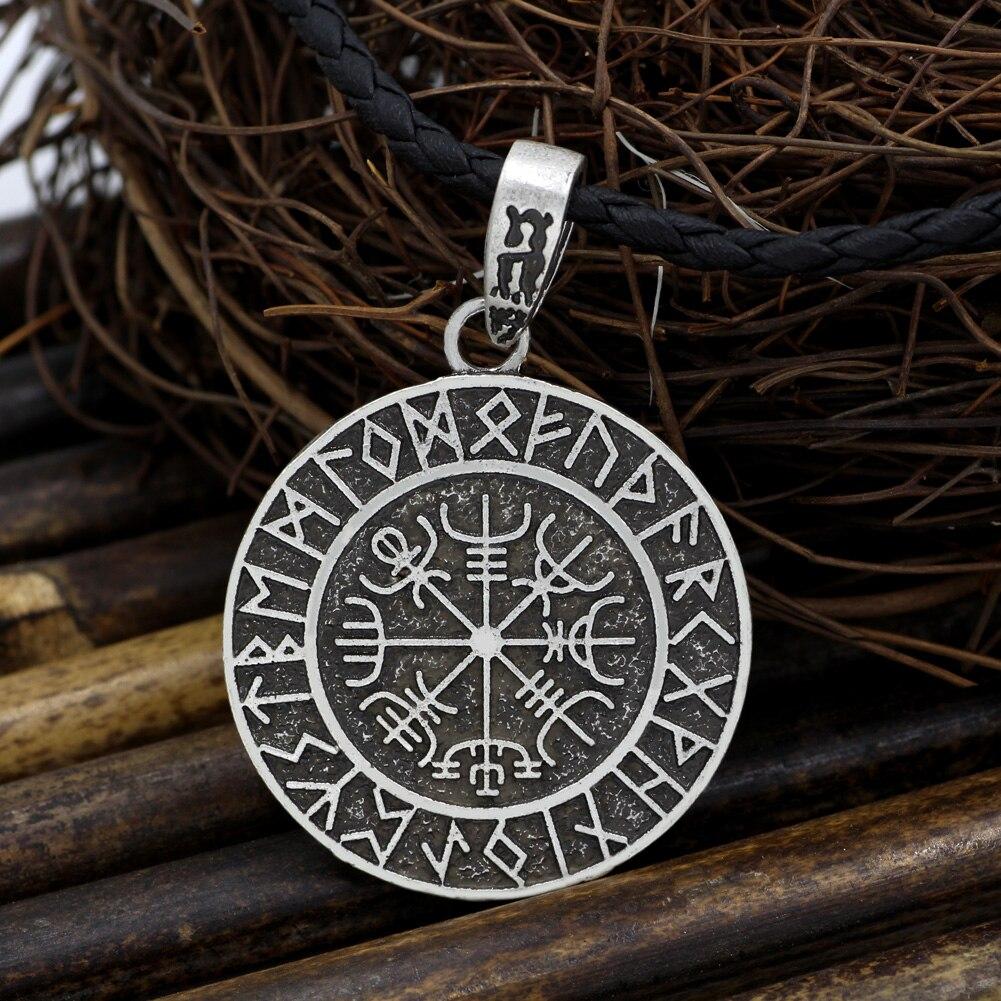 Acier Inoxydable Viking Odin/'s Raven Amulette Helm AWE Ravenskull Collier Pendentif