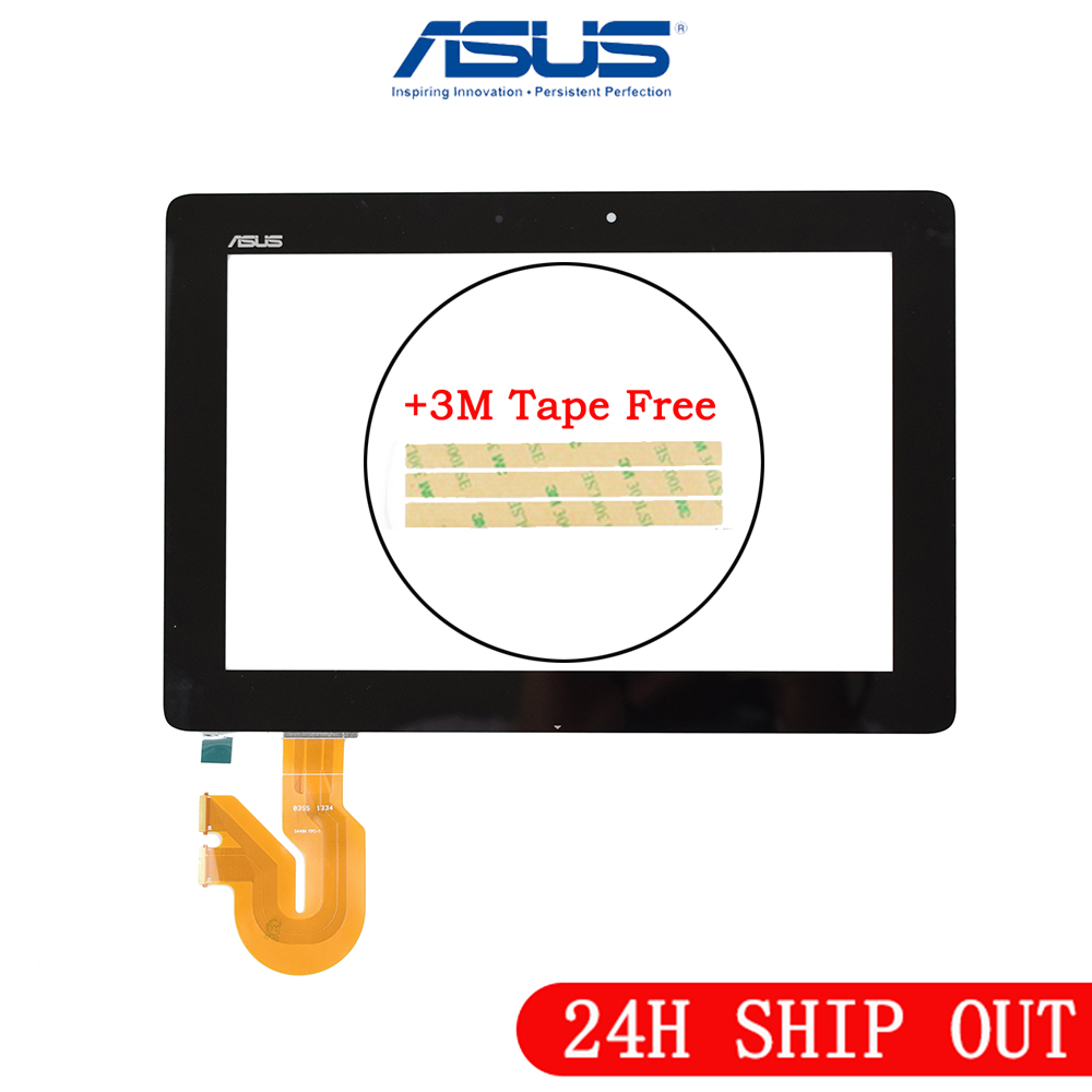 Original For ASUS MeMO Pad FHD 10 ME301 ME302 ME302C ME302KL K005 K00A Tablet Touch Screen Digitizer Glass 5449N FPC-1 Parts