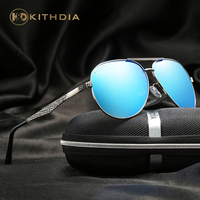 KITHDIA Brand Polarized Sunglasses Women Men Male Polaroid Sun Glasses Brand Design Driving Sunglasses Goggle Classic