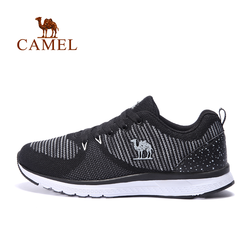 Camel outdoor Men off-road running shoes mesh breathable shock absorption sport shoes running shoes male A632397315 camel men s outdoor shoes 2016 new design outdoor off road running shoes men comfortable shock absorption sports running shoes