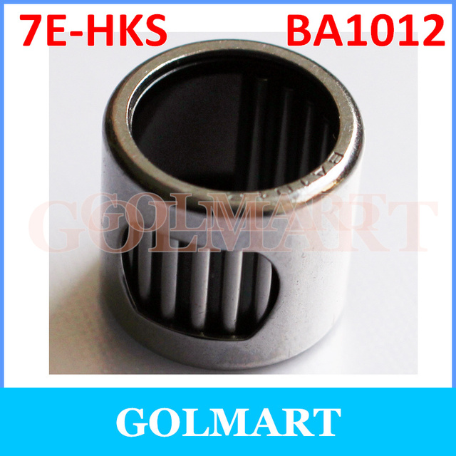 7E-HKS BA1012 Drawn cup Needle roller bearings with hole the size of 15.875*20.638*19.05mm