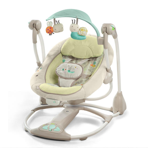 Elektrische Schommel Baby.Babybed Slapen Muzikale Schommelstoel Elektrische Schommel