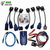 Hot Selling NEXIQ USB Link NEXIQ 2 Diesel Truck Diagnostic Tool NEXIQ2 With Bluetooth USB Link