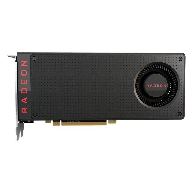 USED,Sapphire RX 570 Single fan 4G graphics cards 7000MHz GDDR5 256bits HDMI+DP*3 PCI-X16