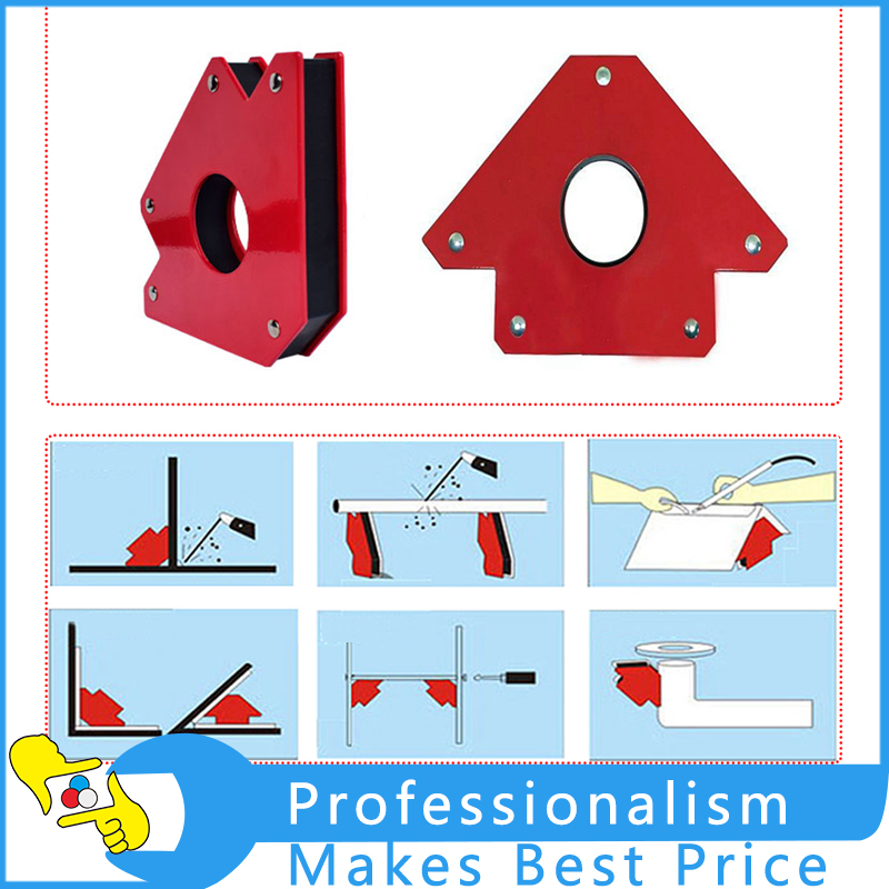 1pcs Angle Welding Locator Magnetic Holder Strong Magnet Arrow Welder Holder Soldering Positioner 25/50/75LBS аксессуар braun series 2 cruzer 20s сетка и режущий блок