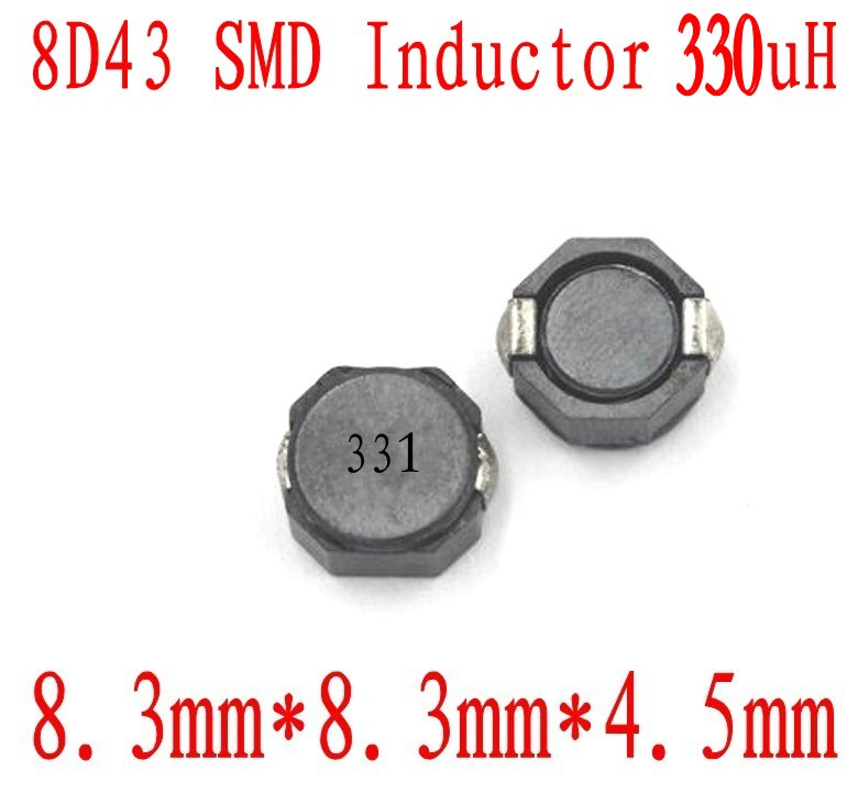 10pcs CDRH127R 68uH 680 Shielded Toroidal Wound Power Inductors 1.7A