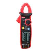 UNI T UT210D Digital Clamp Meter Multimeter AC/DC Current Voltage Resistance CapacitanceTemperature Measurement Auto Range