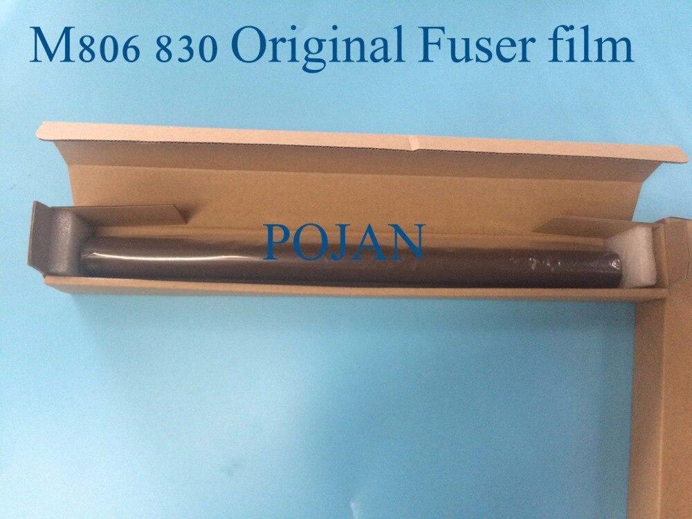 FILM SLEEVE RM1-9713 LASERJET M806 M830 MFP FUSER UNIT FILM +GREASE Original NEW FUSER KIT FUSER ASSEMBLY FILM