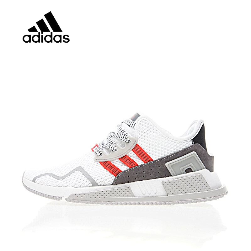 все цены на Original New Arrival Official Adidas EQT Cushion ADV Men's & Women's Breathable Running Shoes Sport Outdoor Sneakers CP9460