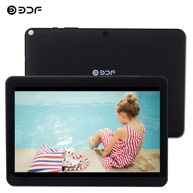 BDF 10 1 Inch Android 7 0 Quad Core Tablets Pc 1GB 32GB WiFi Tablet IPS