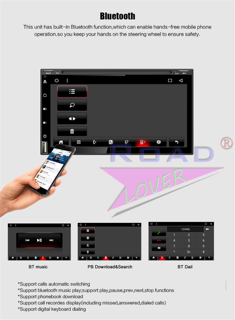 car gps android For vw golf 6