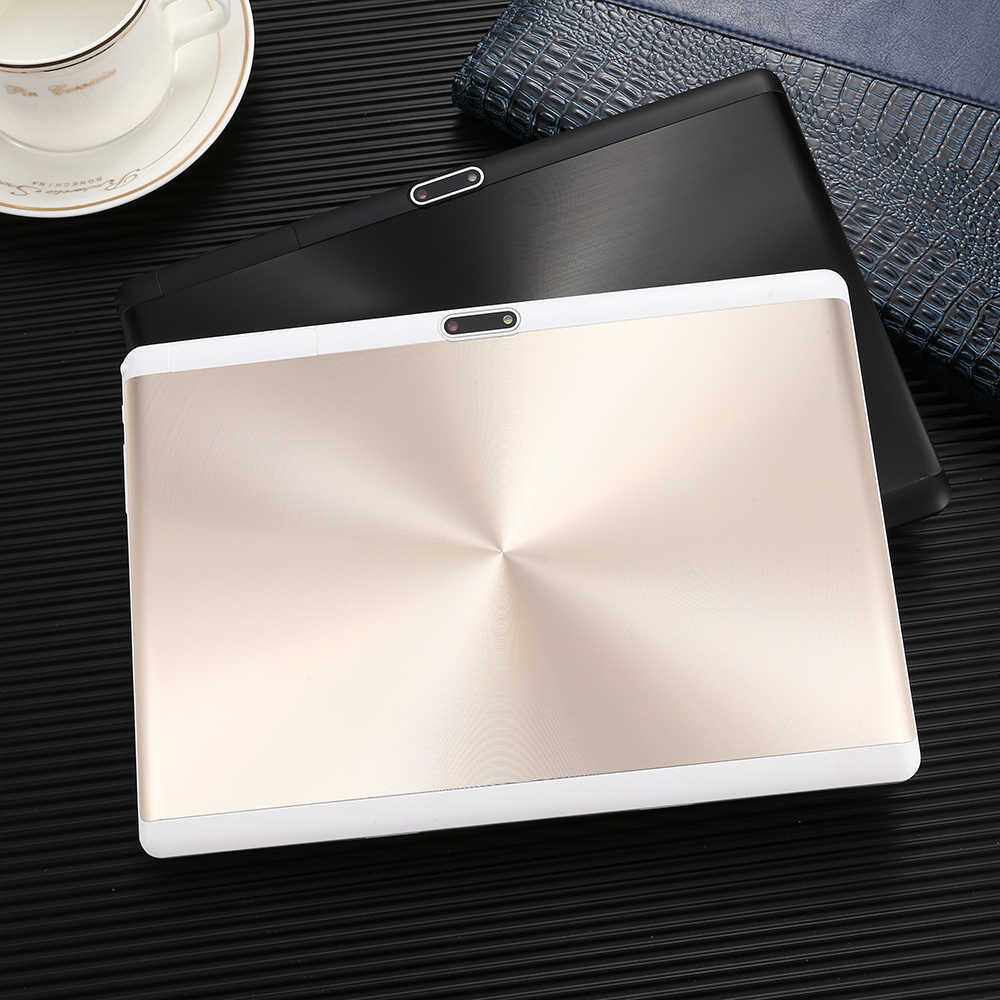 2019 New 10 inch 4G LTE Tablet PC Octa Core 4GB RAM 64GB ROM 1280*800 IPS 2.5D Tempered Glass 10.1 Tablets Android 7.0+Gifts