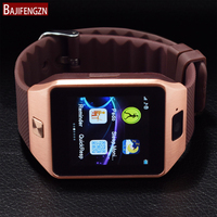 Fashion Men Women GT08 GT88 Smart Watch For Android Support Max TF Card 32GB Sim Bluetooth