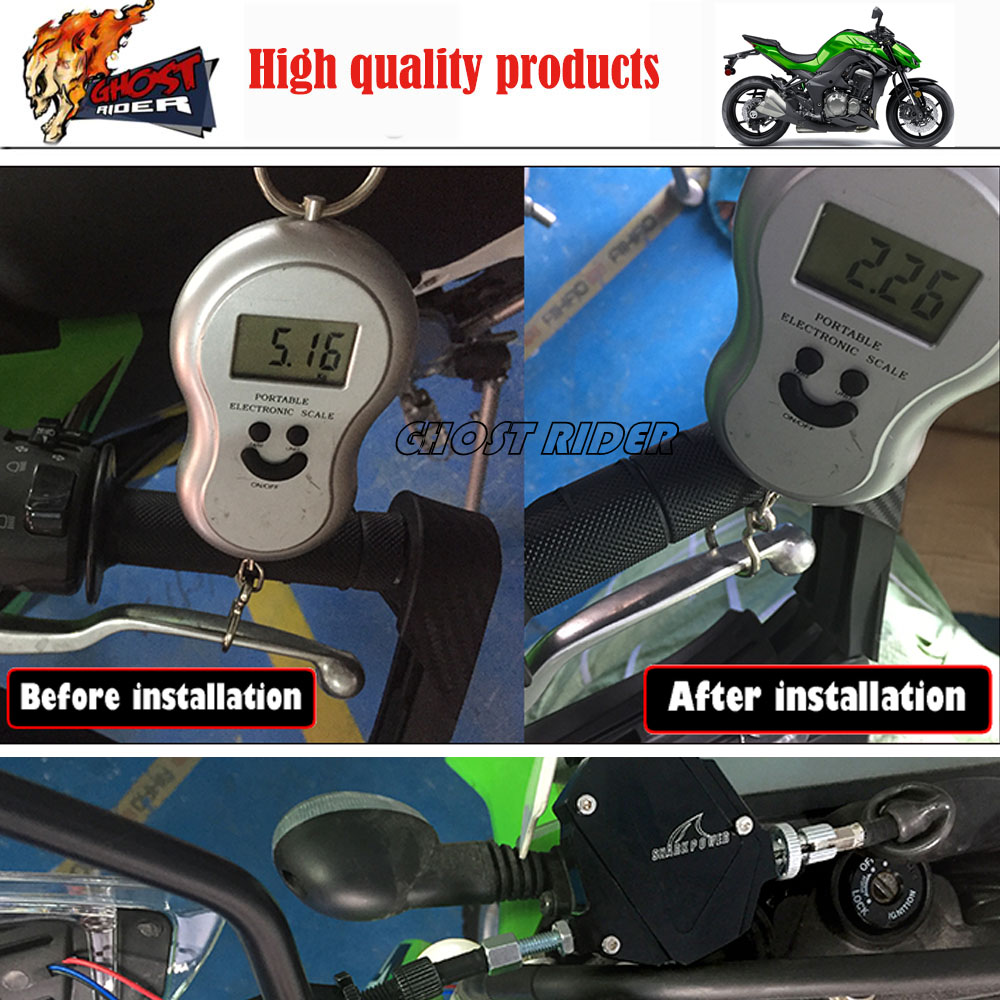 For YAMAHA XJ6 /Diversion/ F 2009-2013 10 11 12 Motorcycle Accessories Aluminum Stunt Clutch Easy Pull Cable System NEW 5 color
