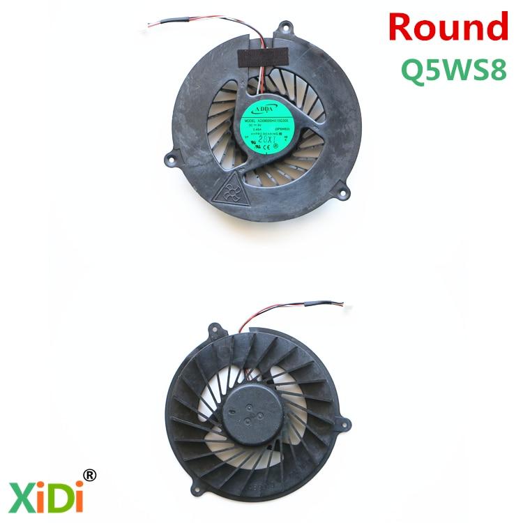 все цены на NEW AD09005HX10G300 0P5WE0 FOR ACER 5750G 5750 5755 V3-571G E1-571 V3-551G CPU COOLING FAN  (round)