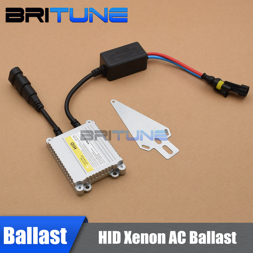 12V 35W Slim Ignition Standard Block Real AC HID Ballasts Reactor Waterproof For Xenon Bulbs External Lights Retrofit Car Style12V 35W Slim Ignition Standard Block Real AC HID Ballasts Reactor Waterproof For Xenon Bulbs External Lights Retrofit Car Style