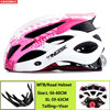 Kingbike capacete de bicicleta ultraleve, capacete de ciclismo para montanha, estrada, mtb, capacetes de luz traseira para homens e mulheres, esportes ao ar livre 10