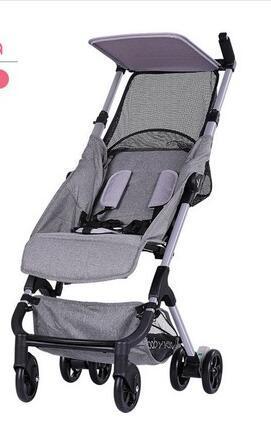 carrinho de bebe leve universal folding uma chave para
