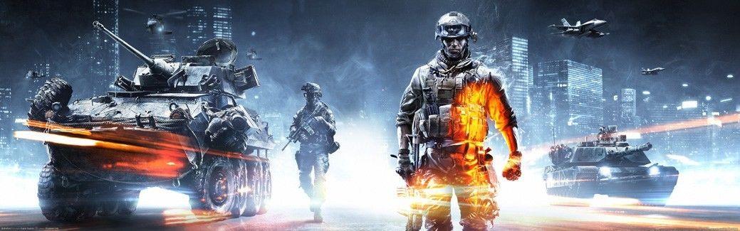 """Battlefield 1 2 <font><b>3</b></font> <font><b>4</b></font> Game Fabric poster 75"""" <font><b>x</b></font> 24"""" Decor <font><b>29</b></font>"""