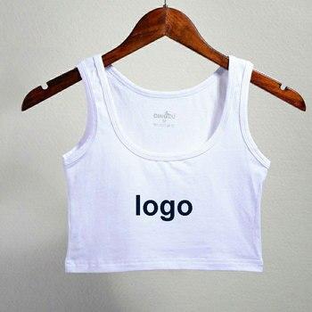 Factory OEM!free shipping cost!custom tank top printing,custom logo tank top customized with own logo