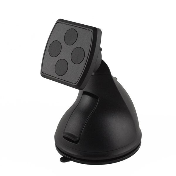360 Grados Sostenedor Universal Del Coche Del Montaje Del Parabrisas Del Sostenedor del Teléfono Móvil Del Smartphone Muelle Magnético