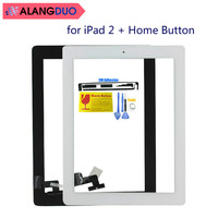 Tablet Touch Screen Panel For Ipad 2 Ipad2 A1395 A1396 A1397 Touch Front Glass Digitizer Assembly