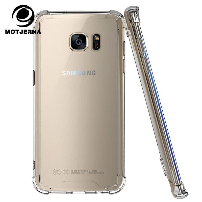 Motjerna Crystal <font><b>Phone</b></font> Case For <font><b>Samsung</b></font> Galaxy Note 8 Case <font><b>S7</b></font> Edge S8 Plus <font><b>Phone</b></font> <font><b>Bag</b></font> Case Cover Back TPU