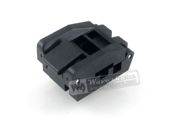 ФОТО module SOP16 SO16 SOIC16 IC51-0162-1035 Yamaichi IC Test Burn-In Socket Programming Adapter 4.0mm Width 1.27mm Pitch
