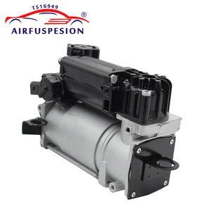 Image 2 - For Audi A6 4B C5 Allroad Quattro Air Suspension Airmatic Compressor Pump 4Z7616007 4Z7616007A 1999 2006