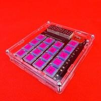 New Arrival DIY MCU Calculator Kit Digital Tube Calculator Kit Set Electronics Stocks