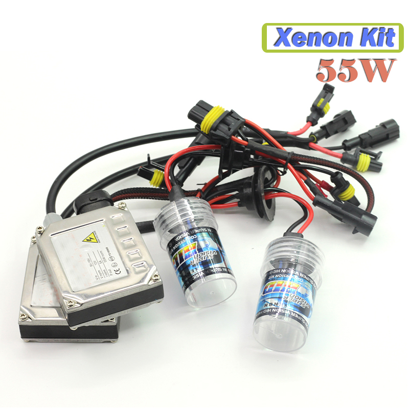 H8 H9 H11 35W Xenon Conversion HID KIT Bulb Aluminum Shell Ballast Car Headlight Daytime Driving DRL Fog Light 4300K-15000K  55w xenon hid kit aluminum shell ballast bulb 3000k 15000k car conversion headlight head light for is250 2006 2013