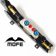 Специальное предложение Высокое качество двойной насос + регулируемая ручка ралли Дрифт гидравлический ручной тормоз для современных группа N автомобили